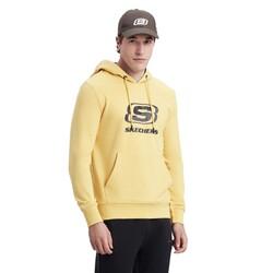Skechers - Skechers S212406 M Summits Hoodie Erkek Sweatshirt (Thumbnail - )