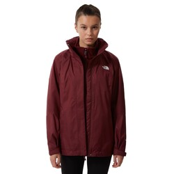 The North Face - The North Face Nf00Cg56W Evolve İi Triclimate Jack Kadın Outdoor (Thumbnail - )