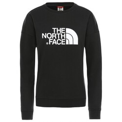 The North Face - The North Face Nf0A3S4G W Drew Peak Crew Kadın Outdoor (Thumbnail - )