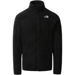 The North Face - The North Face Nf0A5İhq M 100 Glacier Fz Sweater Erkek Outdoor (Thumbnail - )