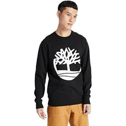 Timberland - Timberland Tb0A2Bj8 Yc Core Tree Logo Crew Neck Erkek Sweatshirt (Thumbnail - )