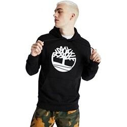 Timberland - Timberland Tb0A2Bjh Yc Core Tree Logo Pull Over Erkek Sweatshirt (Thumbnail - )