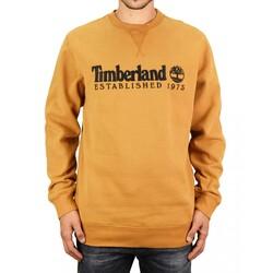 Timberland - Timberland Tb0A2Cqz Outdoor Heritage Est.1973 Crew Sweatshirt (Thumbnail - )