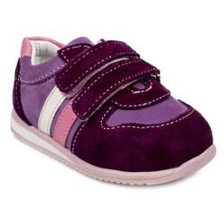 Toddler - Toddler 1822 İa Çift Cırtlı Kız Çocuk Spor Ayakkabı (Thumbnail - )