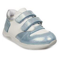 Toddler - Toddler 6102 B Çift Cırt Bebe Kız Çocuk Ayakkabı (Thumbnail - )