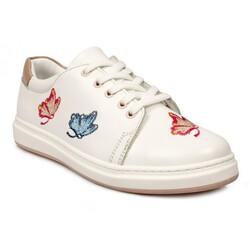 Toddler - Toddler 6128-2 B Bağlı Fermuarlı Erkek Çocuk Spor Ayakkabı (Thumbnail - )