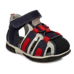 Toddler - Toddler 7006B Tek Cırt Erkek Çocuk Sandalet (Thumbnail - )