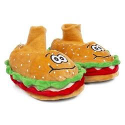Twigy - Twigy Tt0813 K Tw Burger Kız Çocuk Panduf (Thumbnail - )