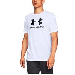 Under Armour - Under Armour 1329590 Sporstyle Logo Erkek T-Shirt (Thumbnail - )