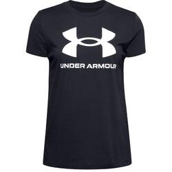 Under Armour - Under Armour 1356305 Live Sportstyle Graphic Kadın T-shirt (Thumbnail - )