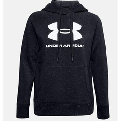 Under Armour - Under Armour 1356318 Rival Fleece Logo Hoodie Kadın Sweatshirt (Thumbnail - )