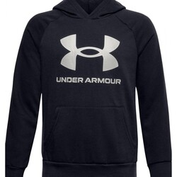 Under Armour - Under Armour 1357585 Ua Rival Fleece Hoodie Çocuk Sweatshirt (Thumbnail - )