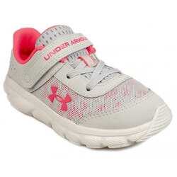 Under Armour - Under Armour 3023872 İnf Assert 8 Koşu Kız Çocuk Spor Ayakkabı (Thumbnail - )