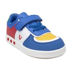 Vicco - Vicco 313.b21K130 Sam Bebe Işıklı Çocuk Spor Ayakkabı (Thumbnail - )