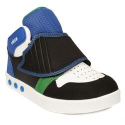 Vicco - Vicco 313.p20K.100 Patik Işıklı Kız Çocuk Spor Ayakkabı (Thumbnail - )