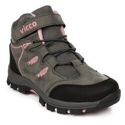 Vicco - Vicco 869.f20K.251 Filet Trekking Kız Çocuk Bot (Thumbnail - )