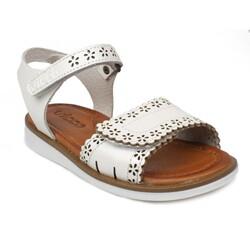 Vicco - Vicco 905.b21Y.060 Dolly Bebe Deri Kız Çocuk Sandalet (Thumbnail - )
