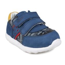 Vicco - Vicco 910.b21Y.025 Bebe Deri Çocuk Spor Ayakkabı (Thumbnail - )