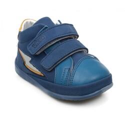 Vicco - Vicco 918.e21K.014 İlk Adım Deri Erkek Çocuk Ayakkabı (Thumbnail - )