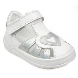 Vicco - Vicco 918.e21Y.005 Rasha İlk Adım Deri Kız Çocuk Sandalet (Thumbnail - )