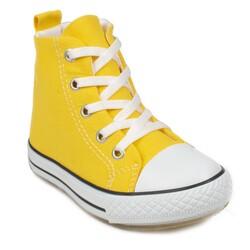 Vicco - Vicco 925.b21Y.216 Punto Işıklı Keten Çocuk Ayakkabı (Thumbnail - )